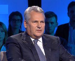 Aleksander Kwaśniewski skomentował władze Andrzeja Dudy