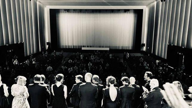 """Światowa premiera filmu """"Żeby nie było śladów"""".  78. Międzynarodowy Festiwal Filmowy w Wenecji"""