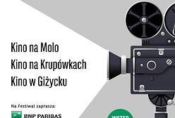 1 lipca rusza najdłuższy wakacyjny festiwal filmowy w Polsce. BNP Paribas Kino Letnie Sopot-Zakopane, w nowej odsłonie i w trosce o przyszłość.