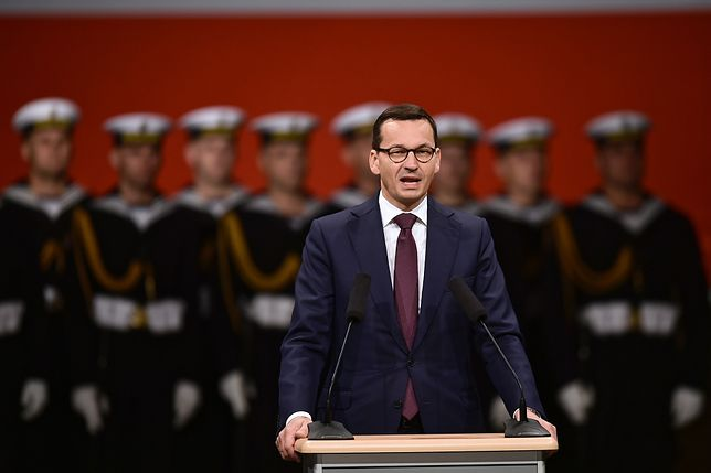 Westerplatte. Mateusz Morawiecki apeluje do opozycji
