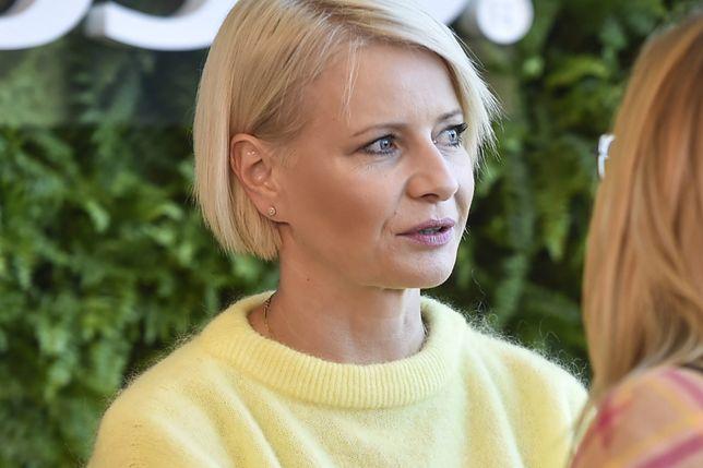 Małgorzata Kożuchowska miała tylko 4 lata. Gdyby nie refleks mamy, doszłoby do tragedii