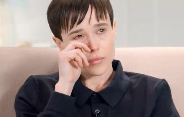Elliot Page w rozmowie z Oprah Winfrey po raz pierwszy opowiedział o swoim coming oucie przed kamerami