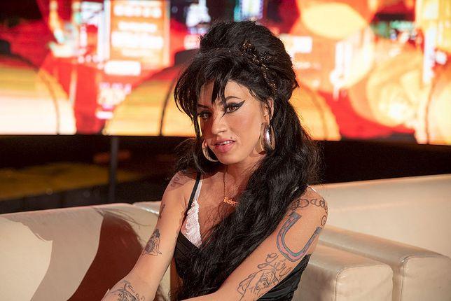 Maja Hyży jako Amy Winehouse
