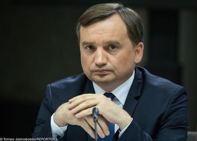 Zawiadomienie ws. Zbigniewa Ziobry. 2,3 miliona dla prokuratorów
