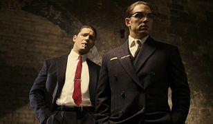 Tom Hardy wcielił się w podwójną rolę braci bliźniaków