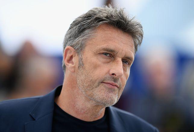 """Paweł Pawlikowski promujący """"Zimną wojnę"""" w Cannes, maj 2018 r."""