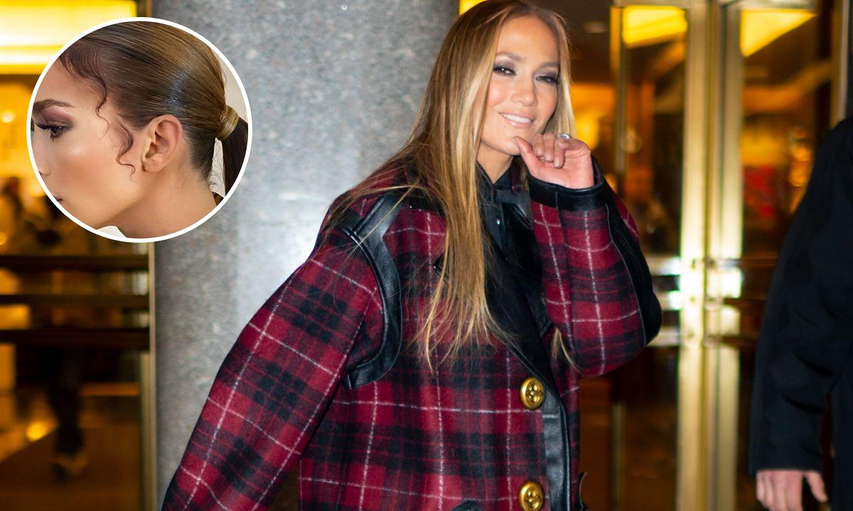 Jennifer Lopez zrobiła sobie operację plastyczną? Fani pytają, co stało się z jej nosem