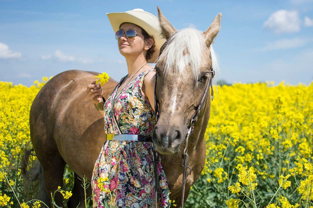 Sylwia Kubiak. Westernowa dziewczyna, która swoją pasją inspiruje inne kobiety