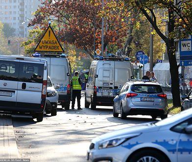 Warszawa. Wypadek na Bielanach. Powołają nowych biegłych