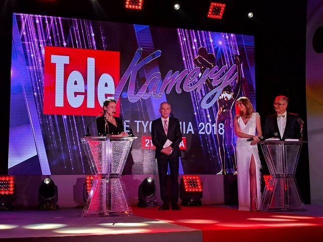 Kto wygrał Telekamery 2018?