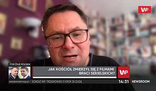 Publicysta Tomasz Terlikowski: Pieniądze są dobrym narzędziem, żeby budzić sumienia