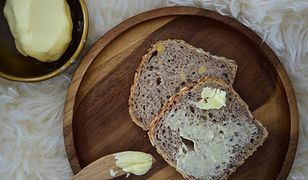 Domowe, pyszne masło. Wystarczą dwa składniki