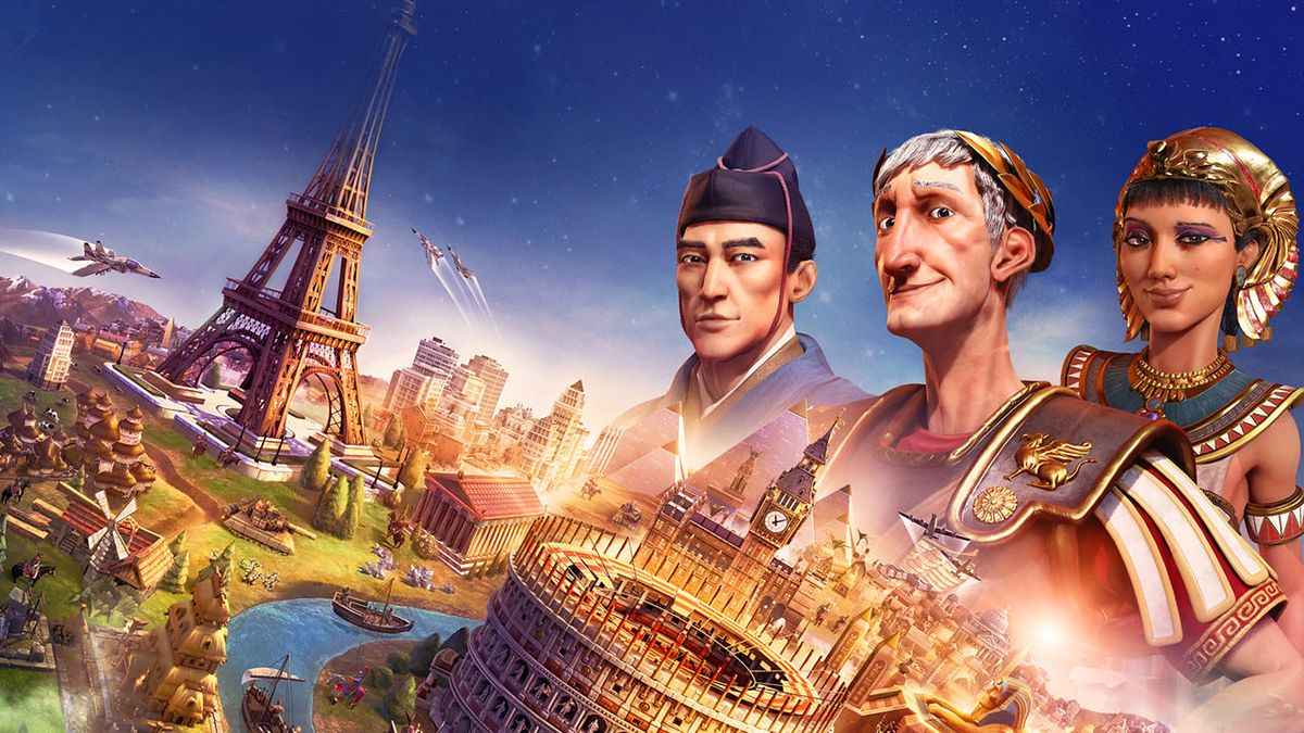 Civilization VI na PS4. Świetna i za biurkiem i z kanapy