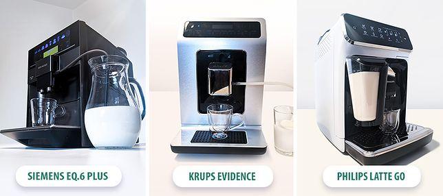 Ekspresy automatyczne do kawy – test