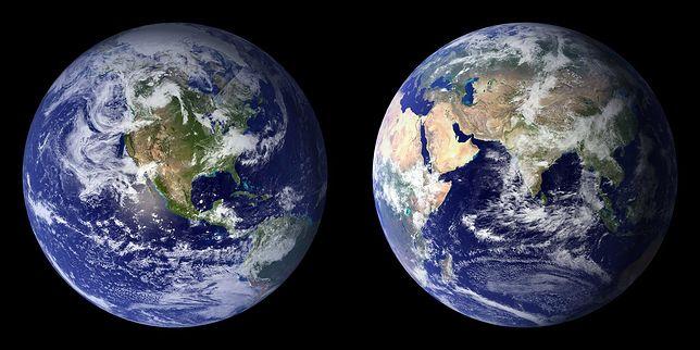 """Naukowcy stworzą """"cyfrowego bliźniaka"""" Ziemi. Pomoże w przeprowadzaniu symulacji"""