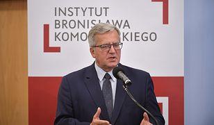 PAP odmówił Bronisławowi Komorowskiemu wynajęcia sali na debatę o mediach publicznych
