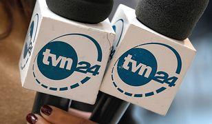 Spór o koncesję TVN24. KRRiT: były dwa głosowania