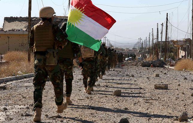 Kurdystan chce niepodległości. Irak niewzruszony referendum