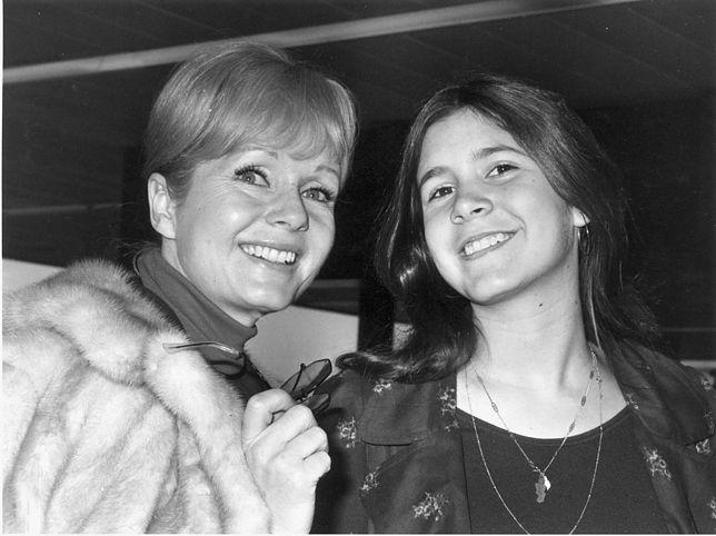 Zmarła aktorka Debbie Reynolds, matka Carrie Fisher