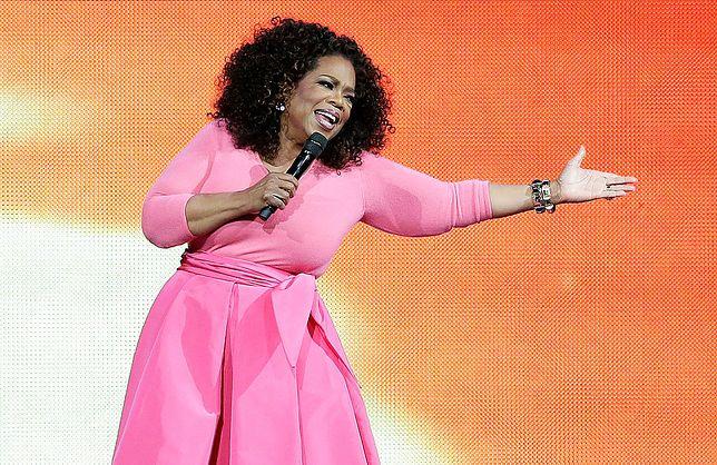 Oprah Winfrey zdradziła szczegóły ślubu Meghan Markle i księcia Harry'ego