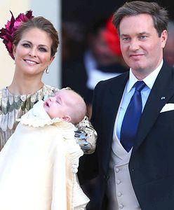 Księżniczka Madeleine urodziła! To trzecie dziecko szwedzkiej pary książęcej