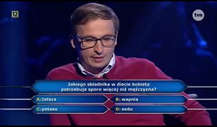 Tym razem o milion zagrał Pan Jacek