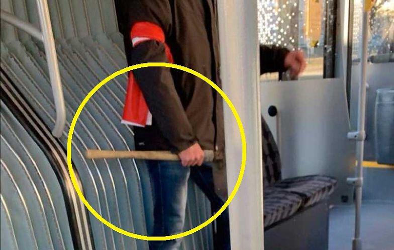 """Szwecja. Polak wsiadł do autobusu z siekierą. """"Zabiję was wszystkich"""""""