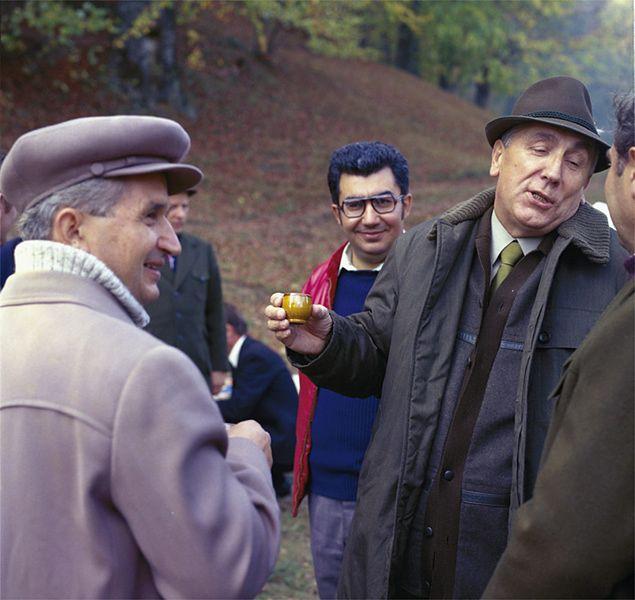 Elena i Nicolae Ceauşescu - małżeństwo dyktatorów było podziwiane na Zachodzie
