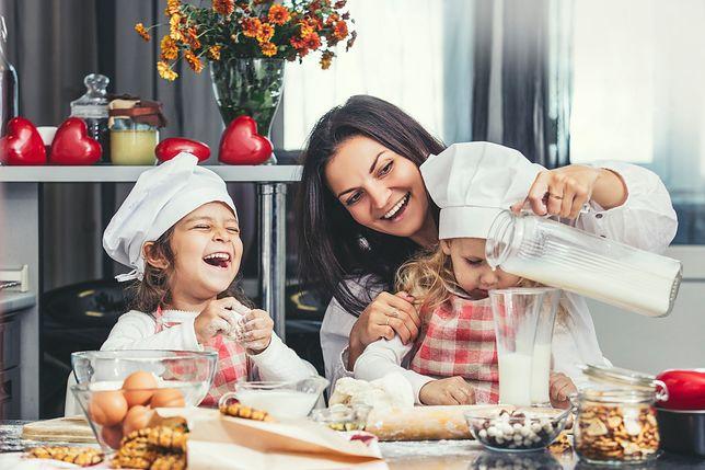 Gotowanie z dziećmi – przepisy