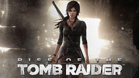 W Rise of the Tomb Raider na PS4 zagramy w październiku