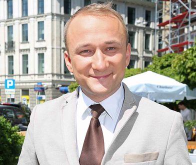 Adam Feder pożegnał się z redakcją TVN.