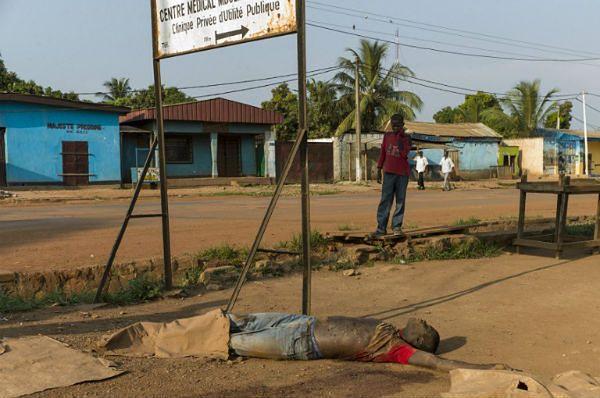 Ponad 500 śmiertelnych ofiar walk w Republice Środkowoafrykańskiej