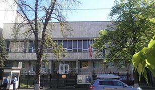 O sprawie poinformowała ambasada RP w Kijowie
