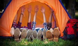 Duży przegląd namiotów turystycznych. Polecane produkty w atrakcyjnych cenach