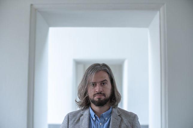 Jakub Szamałek napisał kolejny thriller