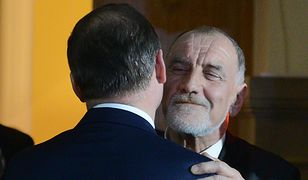 Andrzej Duda i Jan Tadeusz Duda