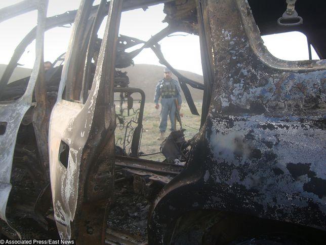 Zamach w Gardez w Afganistanie