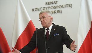 """Stanisław Karczewski o dodatkowych wyborach. """"Senat będzie mniejszy"""""""