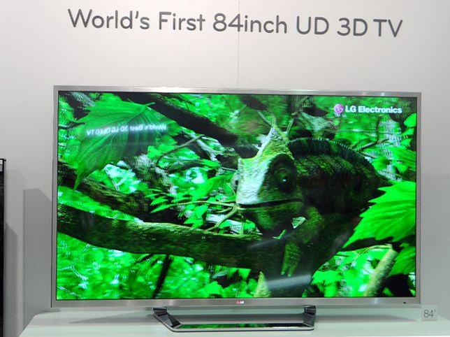 Nowe telewizory 4K zachwycą widzów. Full HD do śmietnika!