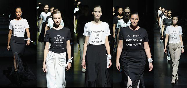 TRENDY 2017: t-shirty z przesłaniem