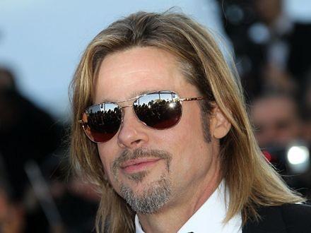 Brad Pitt bezpieczniejszy z bronią