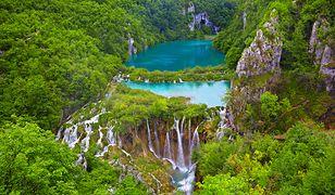 Chorwacja to nie tylko nadmorskie krajobrazy i bezkresne plaże, ale również jeziora i wodospady