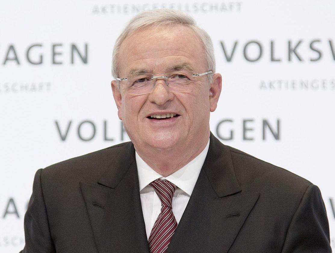 USA skarżą byłego szefa VW Winterkorna. Grozi mu 25 lat więzienia