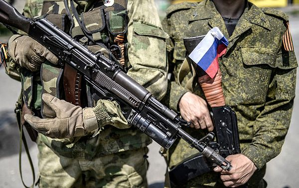 Trwa ostrzał ze strony separatystów w Donbasie. Eskalacja napięcia