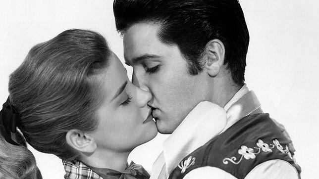 Była pierwszą, którą Król pocałował na ekranie