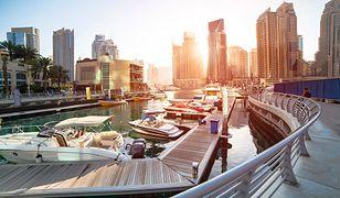 """Dubaj - miasto, do którego """"telefon dotarł wcześniej niż woda pitna"""""""