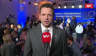 Rafał Trzaskowski dla WP. Od czego zacznie, jak obejmie urząd
