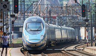 Groźny wypadek z udziałem pociągu (zdjęcie ilustracyjne)