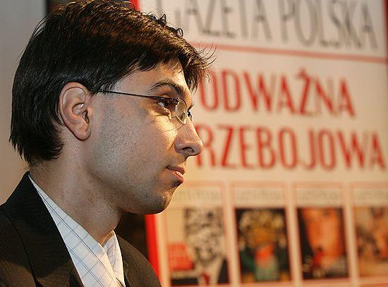 Paweł Zyzak nagrodzony za książkę o Wałęsie
