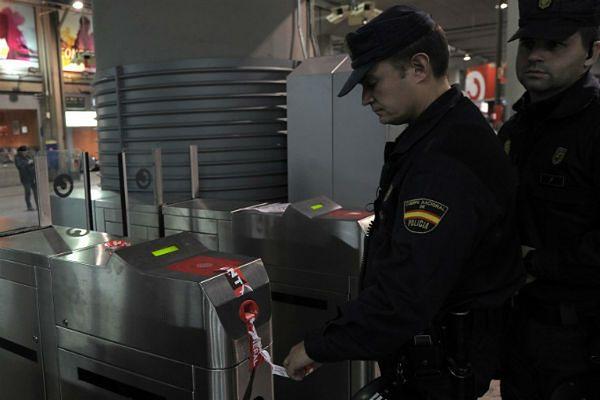 Policja ewakuowała madrycki dworzec Atocha